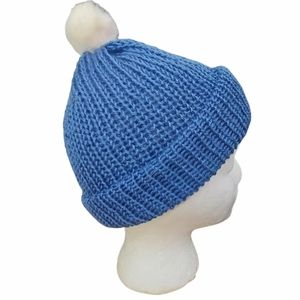 Hand Knit Youth Size Hat